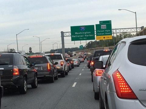 MGM National Harbor traffic concerns