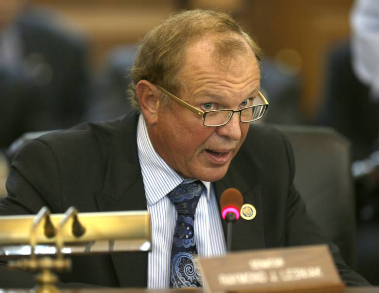 Ray Lesniak New Jersey governor campaign