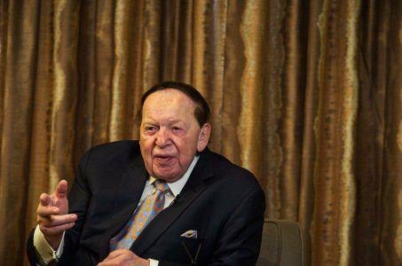 Vegas NFL stadium Sheldon Adelson