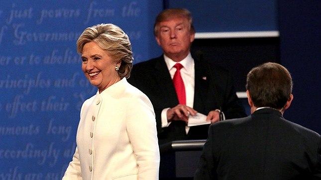 Sheldon Adelson Trump Clinton 2016 election
