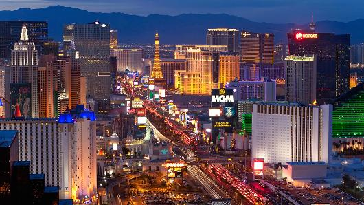 MGM, Caesars, Red Rock Post Financial Results.