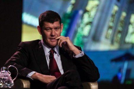 Crown Resorts China James Packer