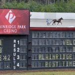 Plainridge Park Casino harness horse racing