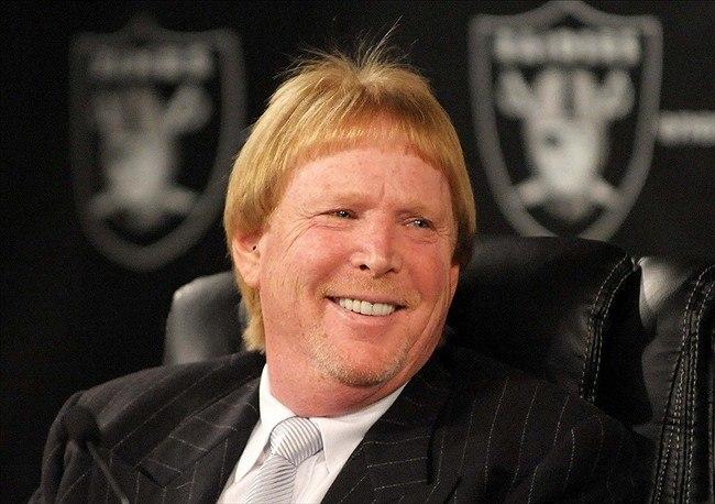 Las Vegas NFL stadium Raiders Chargers