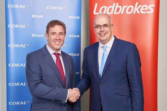 Ladbrokes and Coral merger finalized