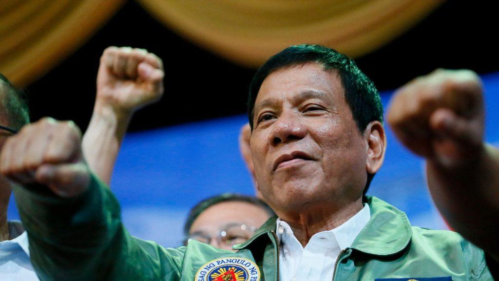 PAGCOR Philippines casinos Duterte