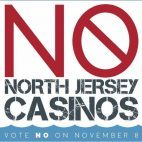 North Jersey casino referendum fails
