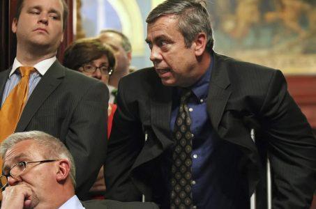 casino tax Pennsylvania local share Pat Browne