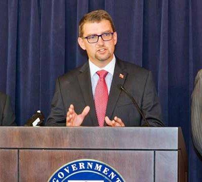 Bermuda casino bill Michael Fahy