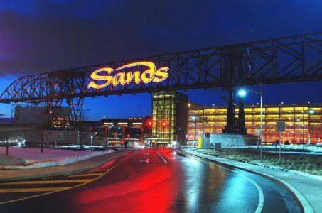 Sands Bethlehem expansion