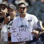 casino executives Las Vegas Stadium Authority Board