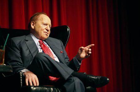 Sheldon Adelson Pennsylvania local share
