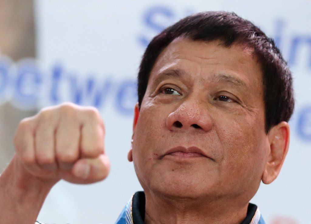 Duterte Orders Online Gambling Shut Down