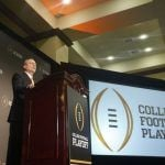 College Football Playoff Selection Committee