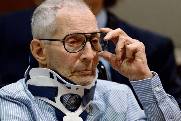 Robert Durst trial Susan Berman murder