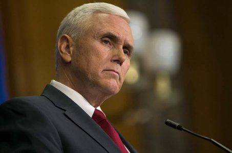 Mike Pence Us state AGs online gambling ban