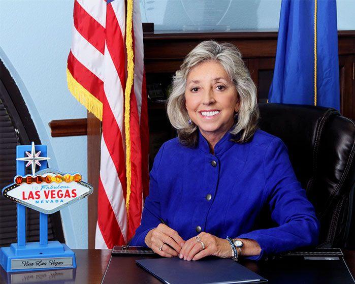 Nevada Congresswoman Dina Titus online gaming
