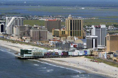 New Jersey residents Atlantic City
