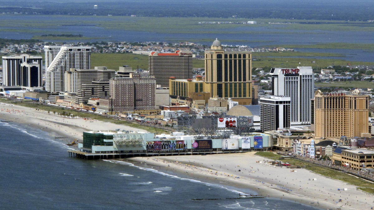 New Jersey residents Atlantic City