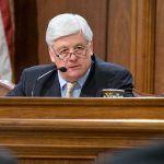 Senator Tomlinson Online Gaming Letter