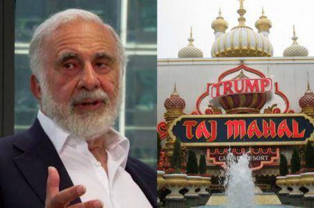 Carl Icahn Trump Taj Mahal
