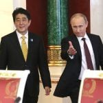 Russia's Putin and Japan's PM Abe Meet, as Sochi Casino Readies to Welcome Gamblers After New Year