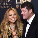 James Packer and Mariah Carey