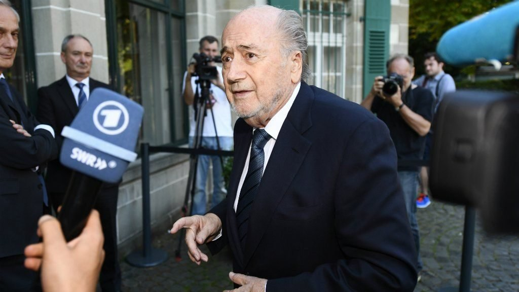 Sepp Blatter FIFA ban appeal