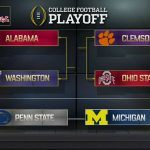 Alabama Crimson Tide Expected to Roll Through College Football Playoff