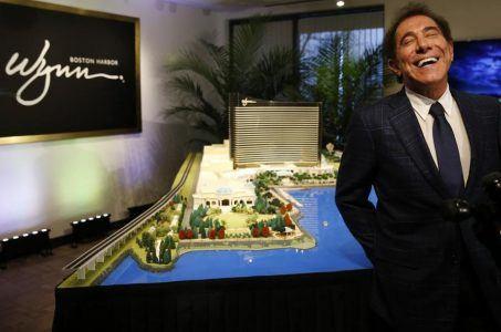 casino consumer spending Steve Wynn