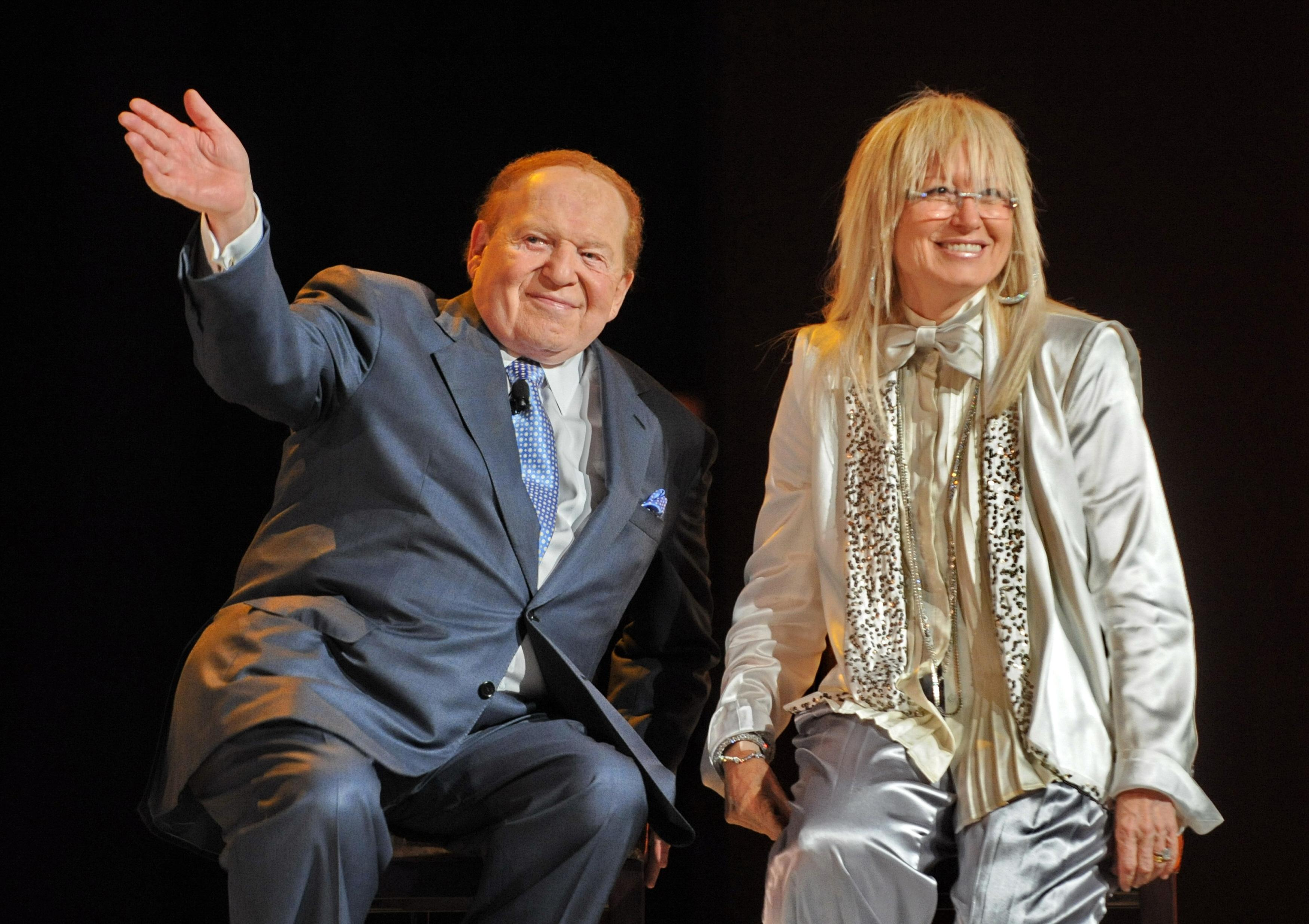 Sheldon Adelson Las Vegas Raiders