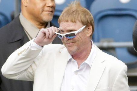 Las Vegas Raiders Mark Davis