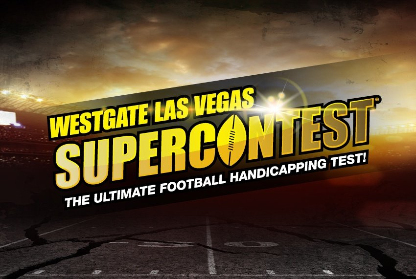 2016 Westgate Las Vegas SuperContest draws record field