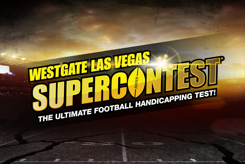2016 Westgate Las Vegas SuperContest draws record field