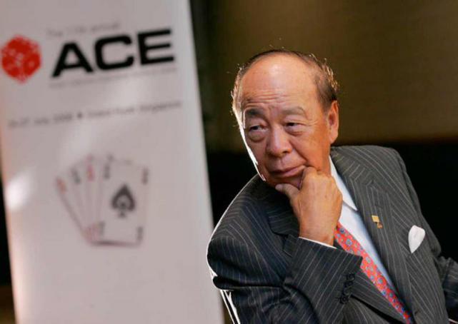 Hong Kong casino Lui Che Woo