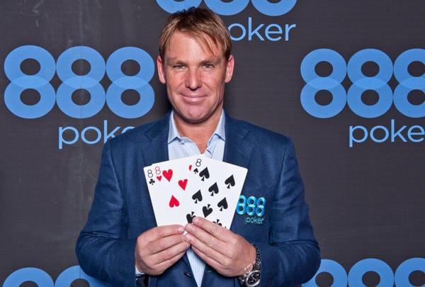 Shane Warne's 888 Quits Australia