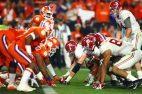 Football odds NFL playoffs National Championship