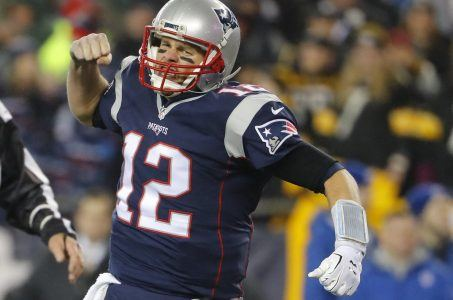 Super Bowl odds Tom Brady Patriots Falcons
