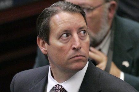 Florida gambling bill sponsor State Senator Bill Galvano