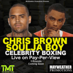 Rappers Chris Brown and Soulja Boy Agree to Box in Las Vegas