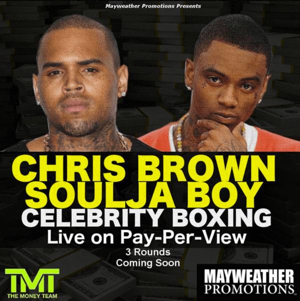 Chris Brown Soulja Boy Las Vegas