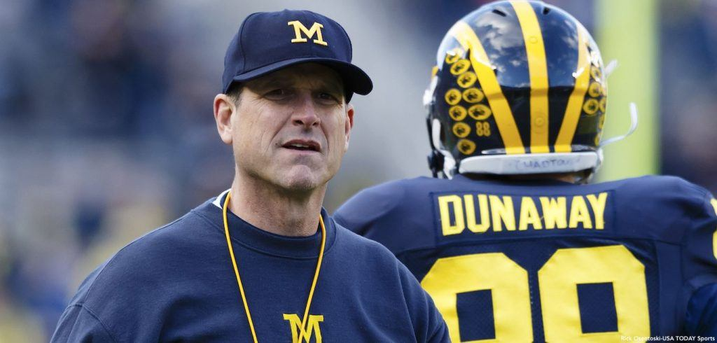 Michigan sports betting Wolverines