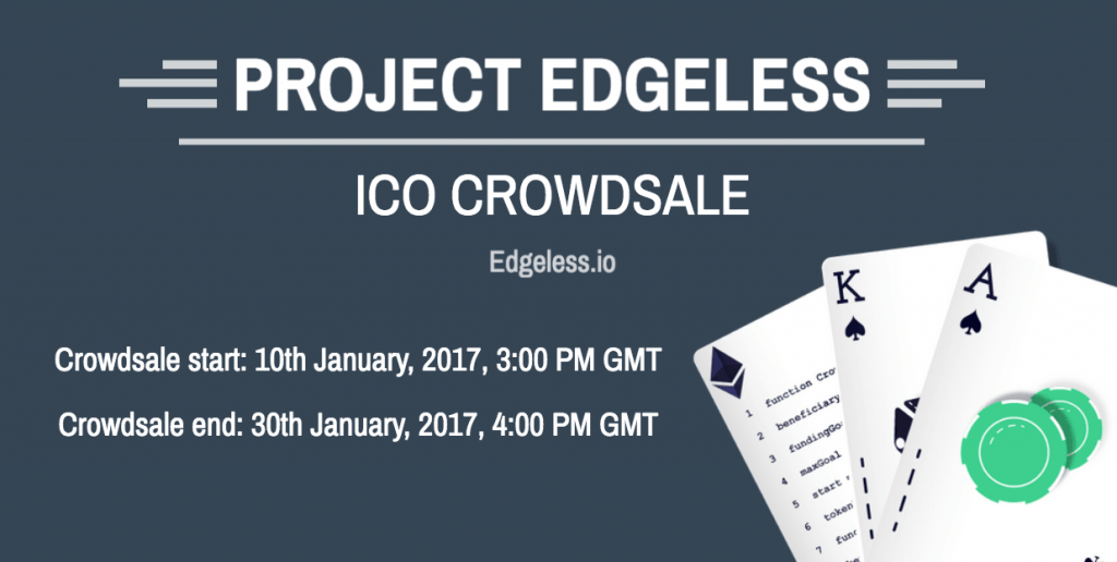 "New ""edgeless"" ethereum casino"