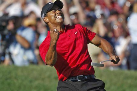 Tiger Woods odds Las Vegas sportsbooks