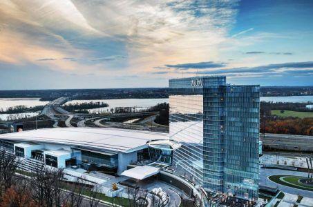 MGM National Harbor Maryland casino revenue