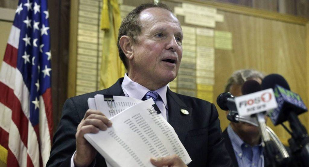 Lesniak to run for governor of New Jersey