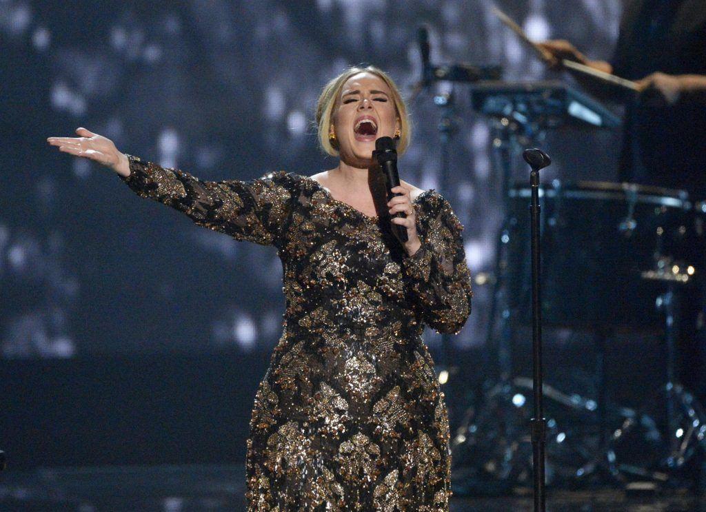 Adele Las Vegas residency show