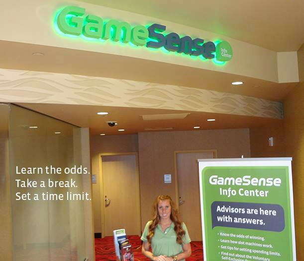 MGM Resorts problem gambling GameSense