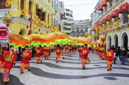 Macau growth slows in January