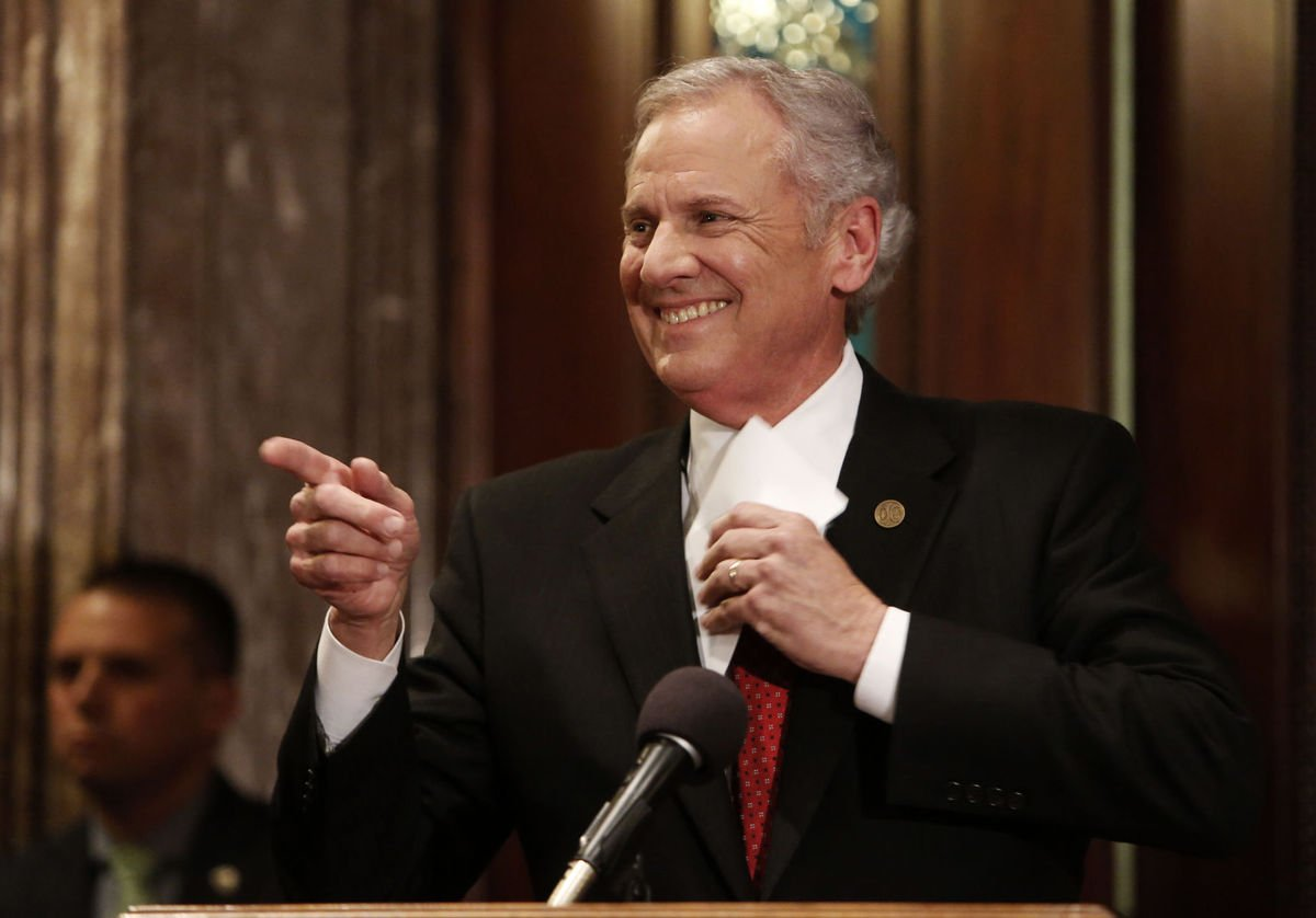 South Carolina casino Henry McMaster